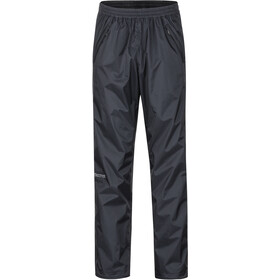 Marmot PreCip Eco Full Zips Long Pants Men, black